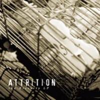 ATTRITION. The Eternity LP. 2002