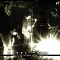 ATTRITION. Live At The Belgrade Venue. 08.12.1980. 1980