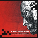 Desdemona. The Parts Of Endorphins. EP. 2012