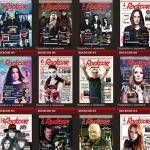 """Журнал """"Rockcor"""". Приложение стороннего CD / DVD"""