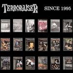 "Журнал ""Terroraiser"". Слот на внешнюю сторону бэк-обложки"